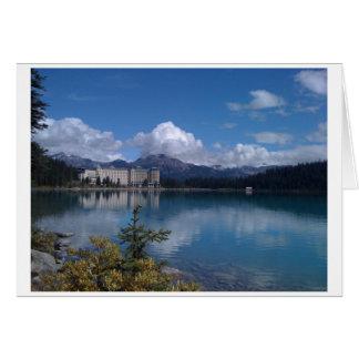 Lake Louise, 3 Carte