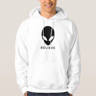 L'alien croient veste à capuche