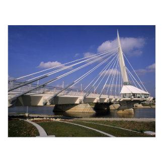 L'Amérique du Nord, Canada, Manitoba, Winnipeg, Carte Postale