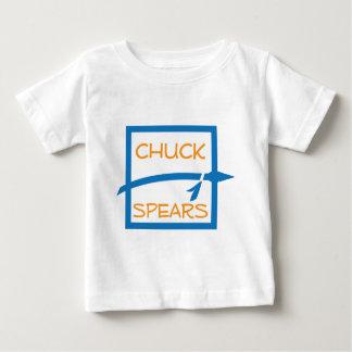 Lances de mandrin - ours t-shirt pour bébé