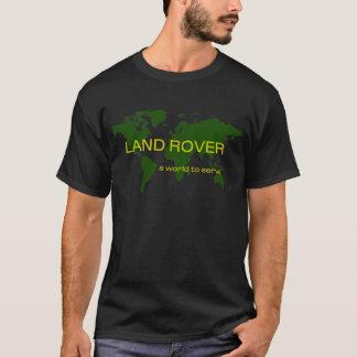 Land Rover - un monde à servir T-shirt