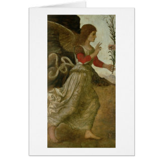 L'ange Annunciating Gabriel Cartes De Vœux