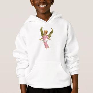 L'ange badine le sweat - shirt à capuche