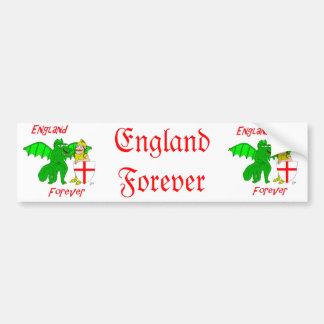 L'Angleterre pour toujours Autocollant De Voiture
