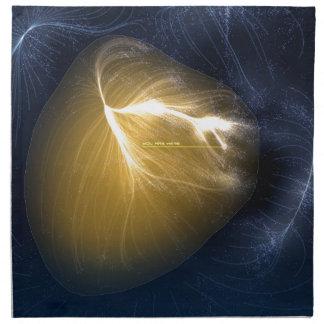 Laniakea - notre Supercluster local Serviettes En Tissus