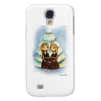 L'animal familier de Noël Coque Galaxy S4