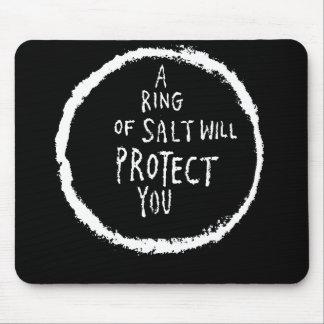 L'anneau du sel vous protégera ! tapis de souris