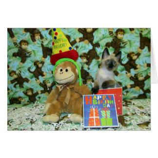 L'anniversaire Munch's souhaite la carte