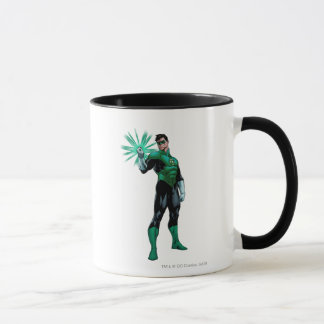 Lanterne et anneau verts mug