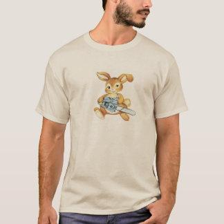 Lapin avec le T-shirt