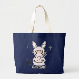 Lapin de Ninja ! Avec le sac de Shurikens