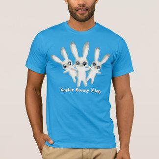 Lapins bourrés mignons - lapin de Pâques X-ing T-shirt