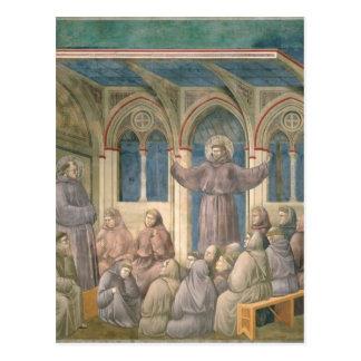 L'apparition à la Chambre de chapitre chez Arles Carte Postale