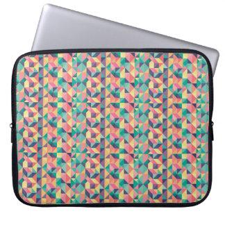 Laptop van het neopreen Sleeve 15 duim - Roze