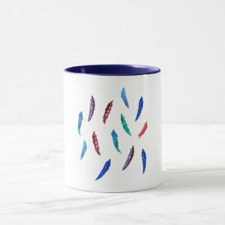 L'aquarelle fait varier le pas de la tasse