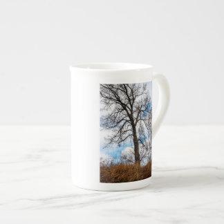 l'arbre préoccupé mug