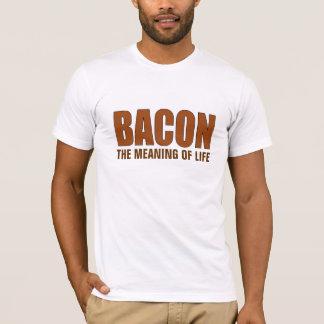 Lard la signification du T-shirt de la vie
