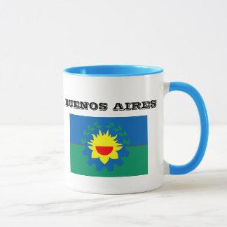 L'Argentine Buenos Aires * la tasse de l'Argentine