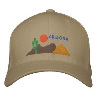 L'Arizona a brodé le casquette