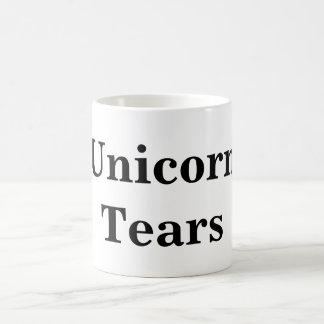 Larmes de licorne mug