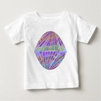 L'artiste a créé la gemme en cristal GRANDE T-shirt Pour Bébé