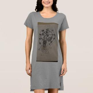 L'artiste de rouages robe