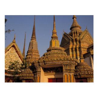 L'Asie, Thaïlande, Bangkok, Wat PO, ville la plus Carte Postale