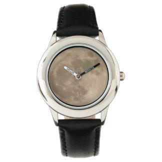 L'astronomie de l'enfant de montre-bracelet de montres