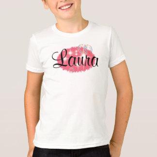 Laura a personnalisé le T-shirt