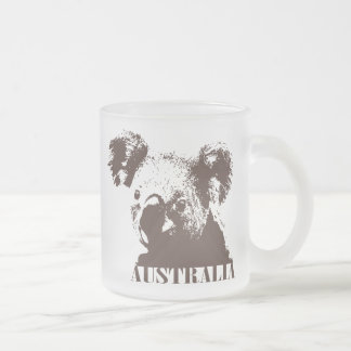 L'Australie Tasse
