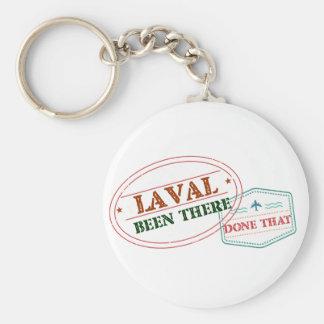 Laval là fait cela porte-clés