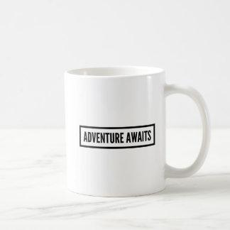 L'aventure attend la tasse