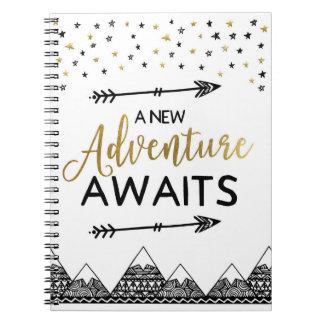L'aventure attend le carnet