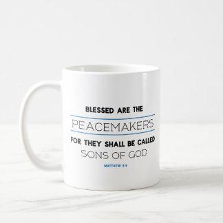 Le 5:9 de Matthew, Blessed sont la tasse de