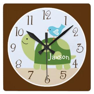 """Le """"arbre complète l'horloge personnalisée de"""