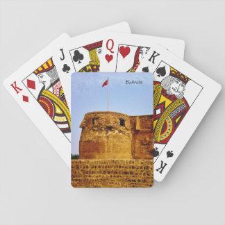 Le Bahrain Cartes À Jouer