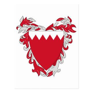 Le Bahrain g BH Carte Postale