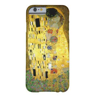 Le baiser par Gustav Klimt Coque iPhone 6 Barely There