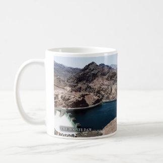 Le barrage de Hoover Mug Blanc