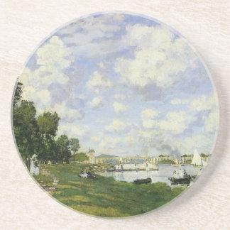 Le bassin à Argenteuil - Claude Monet Dessous De Verres