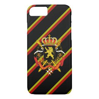 Le Belge barre le drapeau Coque iPhone 7