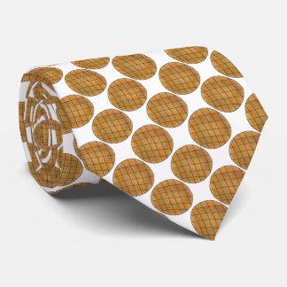 Le beurre d'arachide font la cravate cuire au four