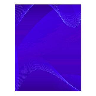Le bleu ondule I