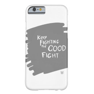 Le bon combat coque iPhone 6 barely there