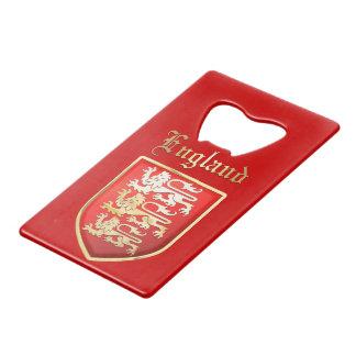 Le bouclier royal de l'Angleterre