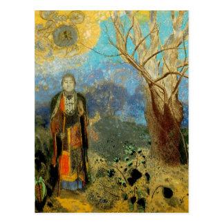 Le Bouddha (Bouddha) Carte Postale