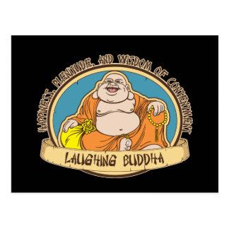 Le Bouddha riant Carte Postale
