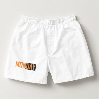 Le boxeur de lundi