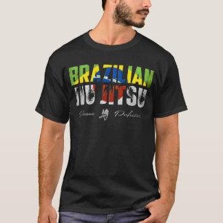 Le Brésilien Jiu-Jitsu (BJJ) poursuivent la T-shirt