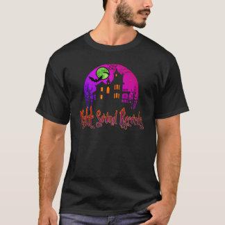 Le bruit de nuit enregistre le T-shirt de logo